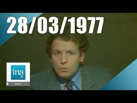 20h Antenne 2 du 28 mars 1977 - Collision de 2 Boeings aux Canaries | Archive INA
