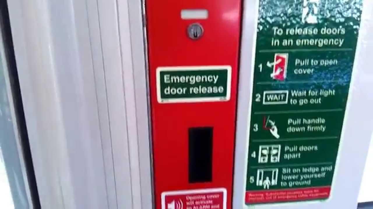 Quick Vlog Millennium Emergency Door Release & Quick Vlog: Millennium Emergency Door Release - YouTube