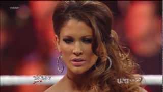 Eve Torres Segment Promo - RAW 2/27/2012