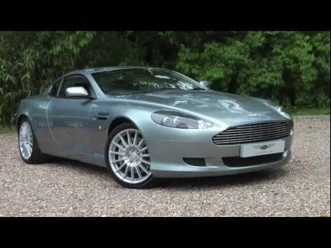 Aston Martin DB Coupe YouTube - Aston martin db9 coupe