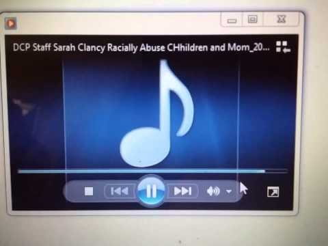DCP Staff Sarah Clancy Racially Abuse a Mother &2  little Children in Perth Western Australian