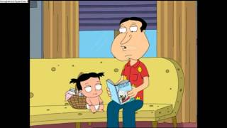 "Quagmire reads ""The Owl and the Pussycat"" (Funny deleted scene in 720p)"