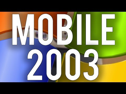 Windows Mobile 2003 SE - Time Travel