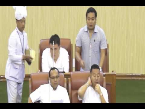11 Manipur Legislative Assembly Q&A, 24 July, 2017