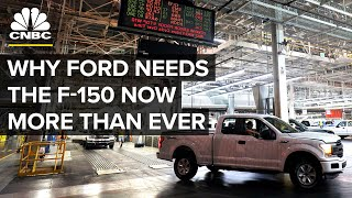 Why Ford Really Needs Its New F-150 Pickup Truck To Succeed