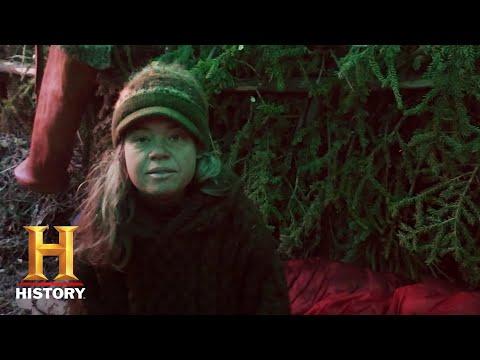 Alone: Woniya's Environmental Connection (Season 6