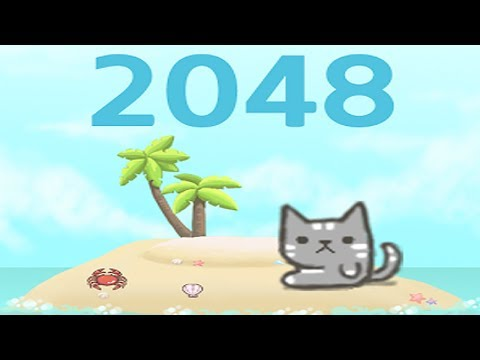 Kitty Cat Island - 2048 Puzzle - Android Gameplay - YouTube