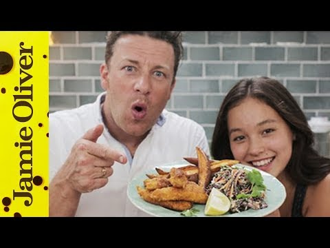 Homemade Chicken Nuggets | Jamie & Amber