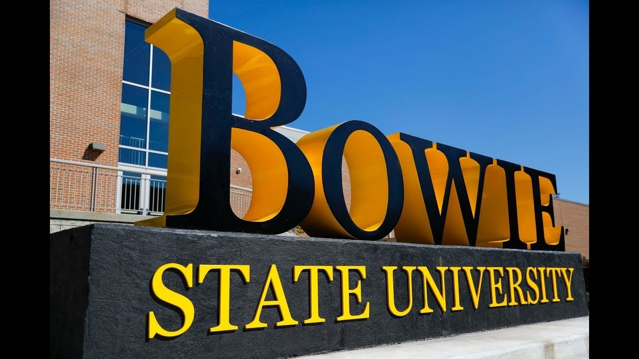bowie state university campus map Bowie State University Virtual Campus Tour bowie state university campus map