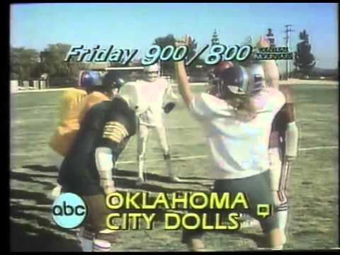 ABC Oklahoma City Dolls  12481