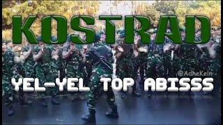 Yel TNI Kostrad TOP ABIISSS!