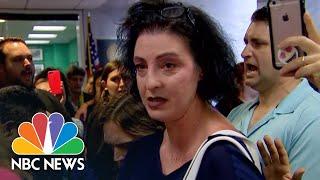 Anti-Judge Brett Kavanaugh Protesters Share Their #MeToo Moments | NBC News