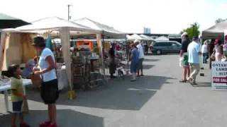 Ontario Travel - Port Hope Farmers Market