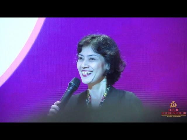 H.E.R Asia Summit 2019 - Guest-of-Honour speech