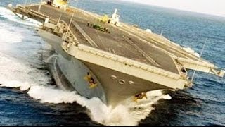 Gambar cover Refueling Gigantic Aircraft Carriers With Millions $ of Oil (2017) HD