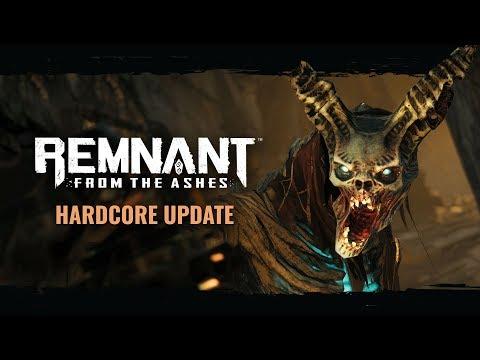 Sukces Remnant: From the Ashes - представлены планы развития игры