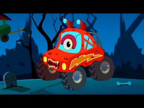 Thumbnail: Little Red Car| trick or treat