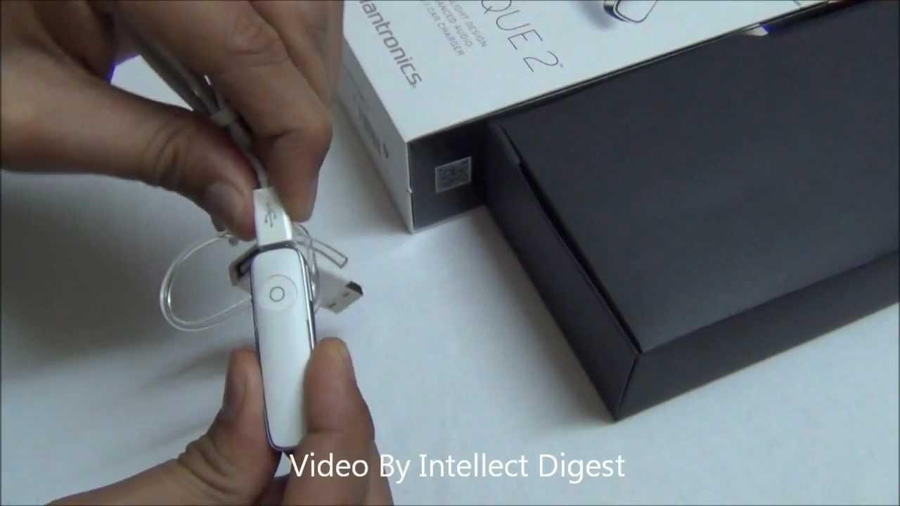 e002bdfe58b Plantronics Marque 2 Bluetooth Headset Detailed Review - YouTube