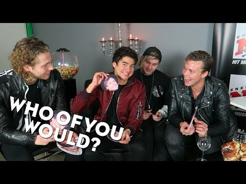 5SOS  WHO OF YOU WOULD?