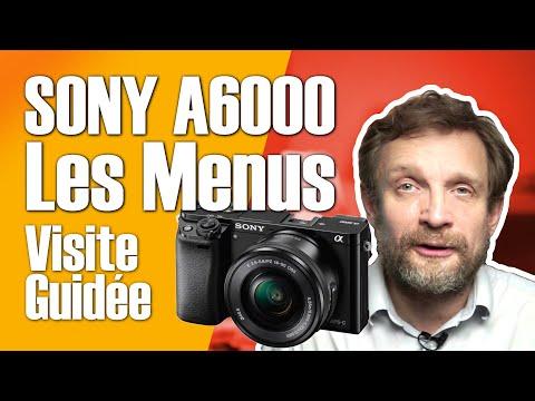 Sony A6000 :