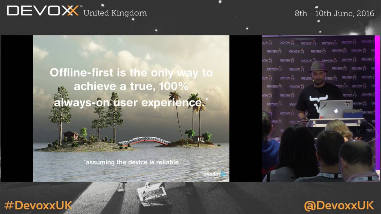 Offline-first apps with Web Components by AMahdy AbdElAziz