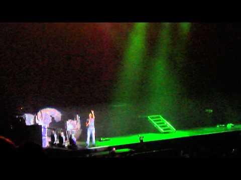Chipmunk Ft. Chris Brown - Champion (Ne-Yo Tour Manchester 25.02.2011)