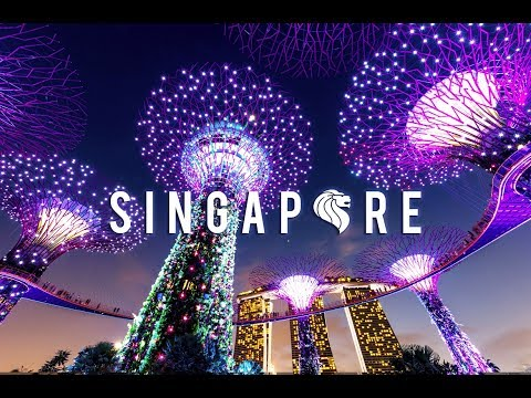 SINGAPORE 2017 | 4 Days in 4 Minutes
