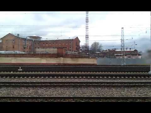Финляндский вокзал - депо ТЧ-20