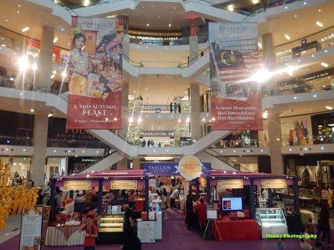 The Pavilion Mall of Kuala Lumpur Malaysia