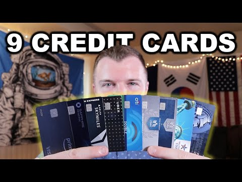 I Have 9 Credit Cards And A $119,000 Limit - Here Is Why