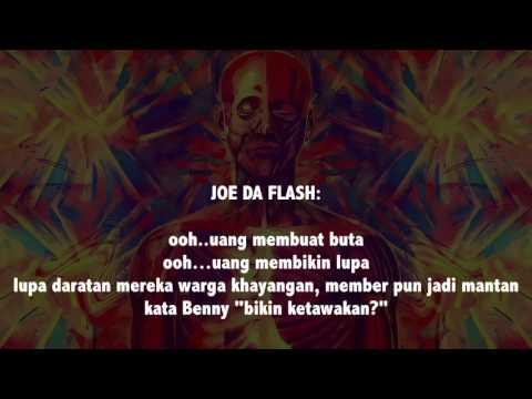 KURANG SATU TITIK - Benzooloo ft. Joe Da Flash