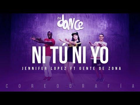 Ni Tú Ni Yo - Jennifer Lopez ft. Gente de Zona | FitDance Life (Coreografía) Dance Video
