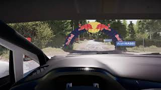 WRC 8 - Deep Playthough 6 - Career PC 4k 60fps Max Gfx Zero Assists Zero HUD Gameplay Walkthrough