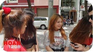 Các Bạn trẻ nghĩ gì về PKL - Troll Girl Xinh | Trai Cứng - Hoan1208