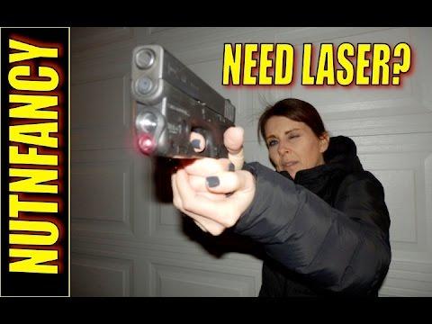 Home Defense Pistol: Do U Need Laser?