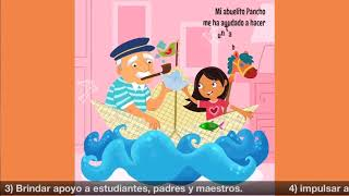 Rocío Ortega Jefa de comunicaciones UNICEF Venezuela - TV Educativa en tiempos de cuarentena (1)