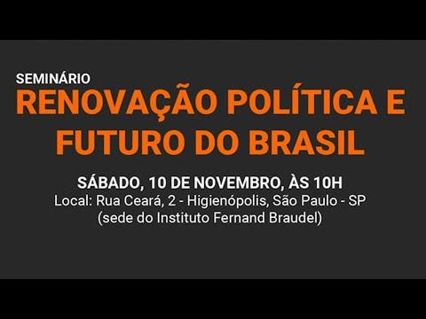 Renovação política e futuro do Brasil