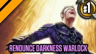 Day[9] HearthStone Decktacular #237 - Renounce Darkness Warlock P1
