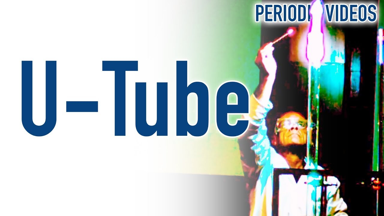 U tube on youtube periodic table of videos youtube u tube on youtube periodic table of videos urtaz Image collections