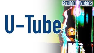 U-Tube On YouTube - Periodic Table Of Videos