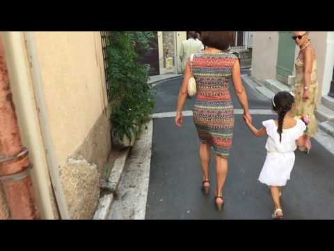 Saturday walkaround in Antibes, French Riviera