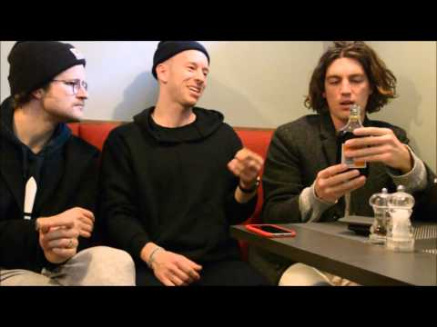 LANY - INTERVIEW!!