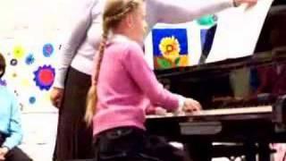 Katija. Klavir. BLUMENWALZER