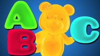 ABC canción | Canción del abecedario para niños | Aprender ABC en español