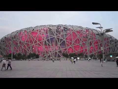 Beijing National Stadium, Bird's Nest (鸟巢)