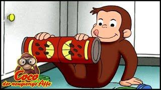 Coco der Neugierige Affe Deutsch🐵Muttertag 🐵Ganze Folgen 🐵Cartoons für Kinder 🐵Staffel 5