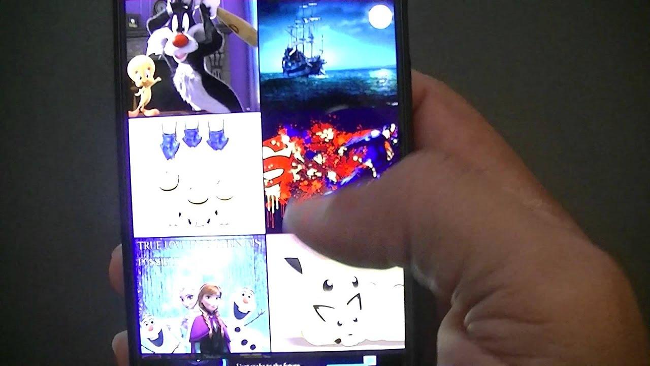 zedge wallpaper app update review