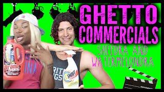 Ghetto Commercials (Part 1) | Sheedra | Watermelondrea