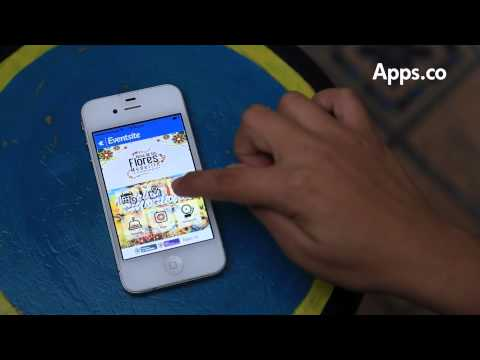 Tutorial Eventsite - Apps.co - Feria de las Flores