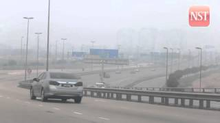 Haze: 3 areas in Johor recorded unhealthy API